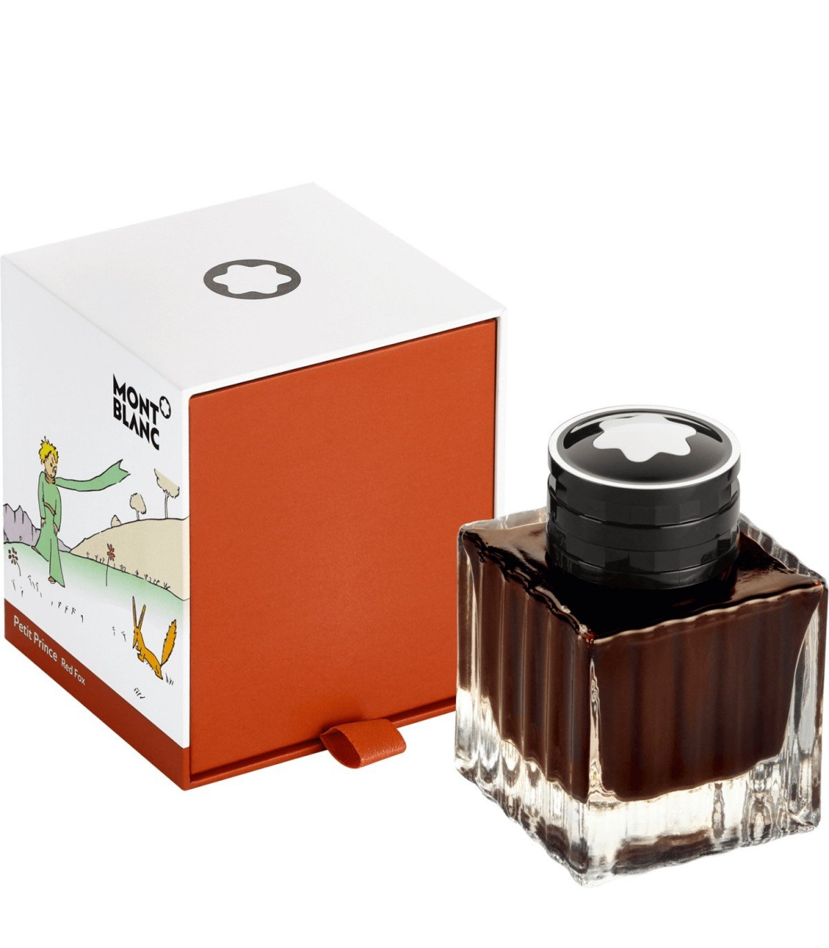 Montblanc Le Petit Prince & Fox Ink Bottle 50ml by MONTBLANC (Image #1)