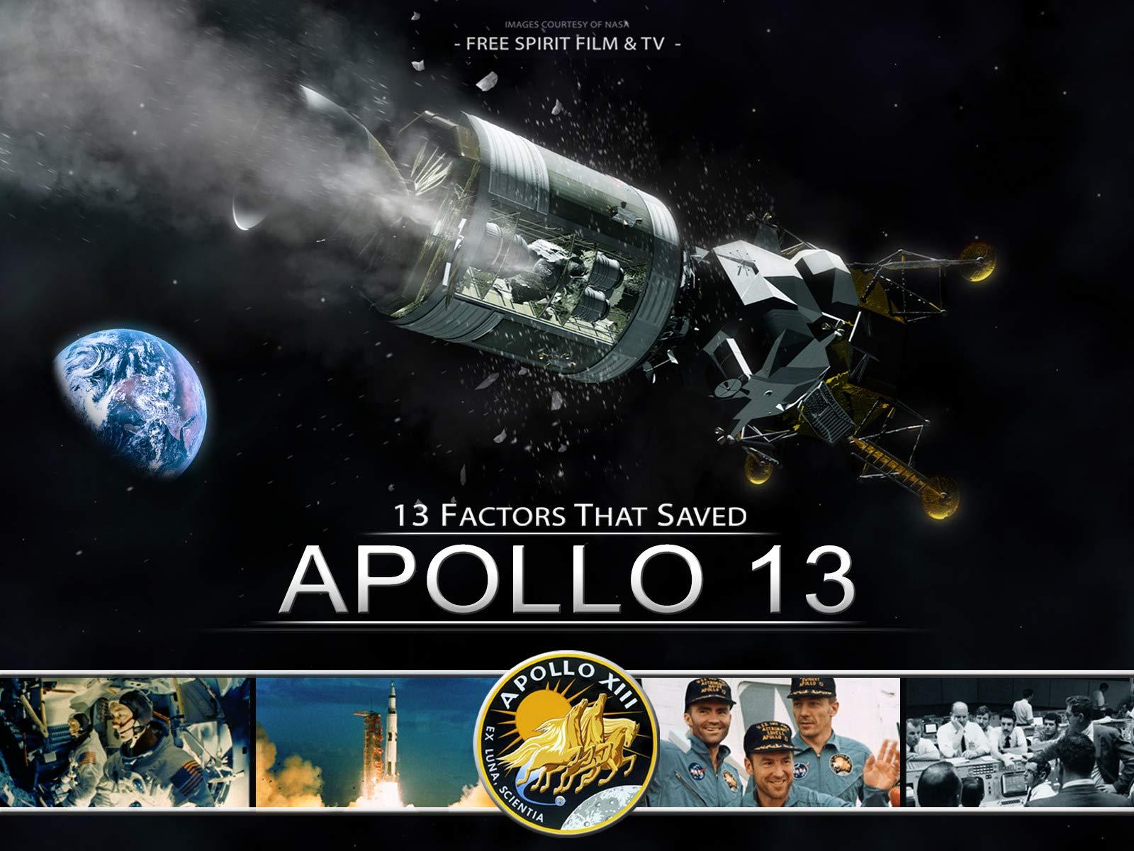 13 Factors That Saved Apollo 13 on Amazon Prime Video UK
