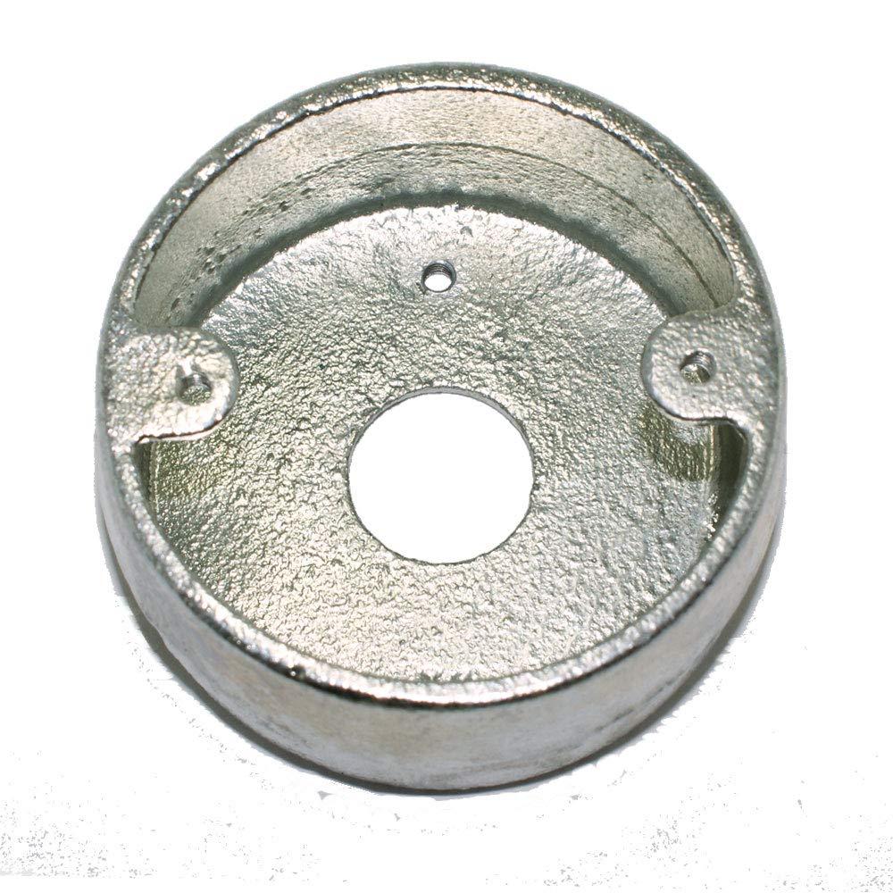 10x Flachstecker 6,35 mm für Kabel 0,50-1,00 mm²