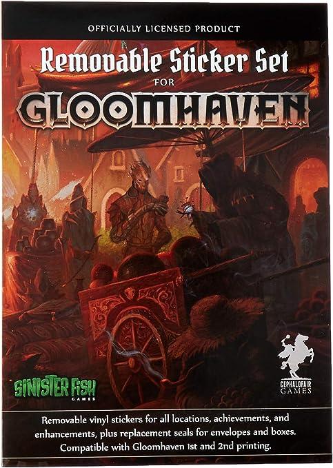 Gloomhaven Sticker Gloomhaven Accessory Gloomhaven Tinkerer Sticker Gloomhaven Tinkerer Gloomhaven Gift
