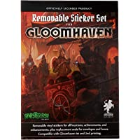 Cephalofair Games Gloomhaven Removable Sticker Set Game Accessories