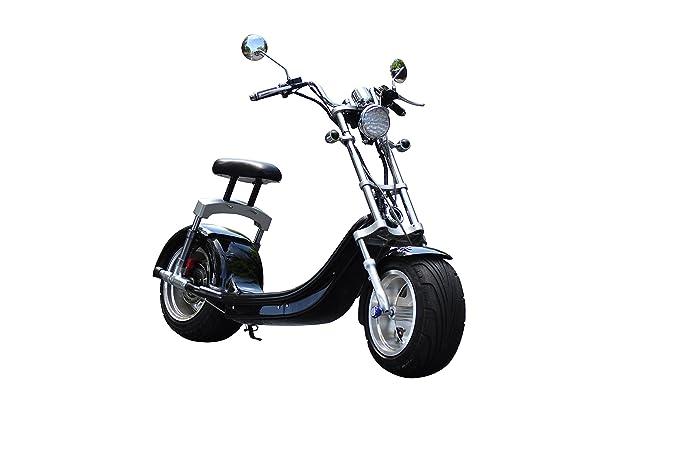 MoovWay Coco XL - Motocicleta eléctrica: Amazon.es: Deportes ...