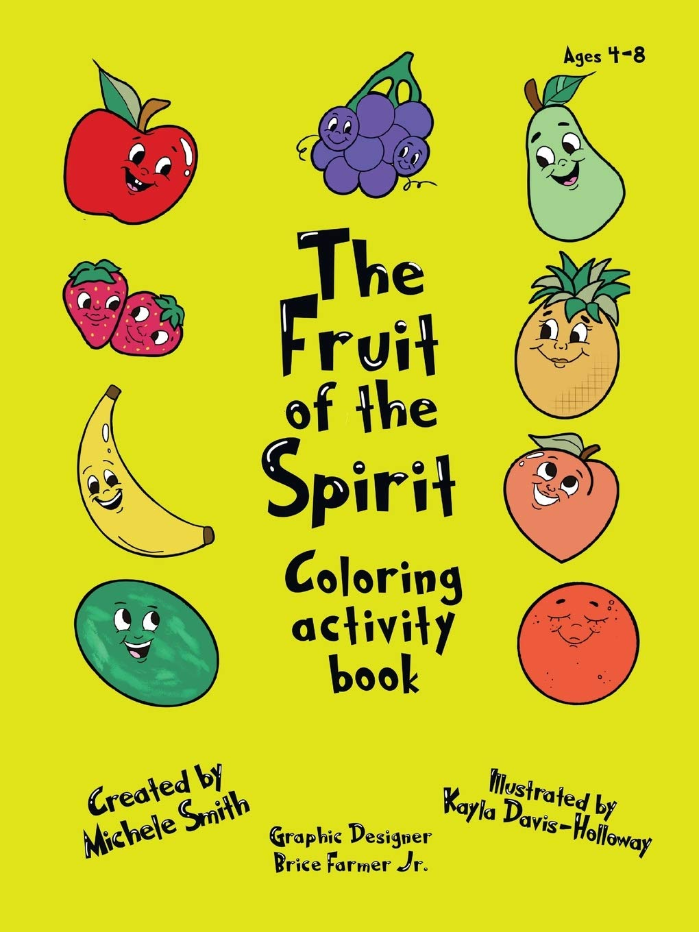 Buy The Fruit Of The Spirit Coloring Activity Book Book Online At Low Prices In India The Fruit Of The Spirit Coloring Activity Book Reviews Ratings Amazon In
