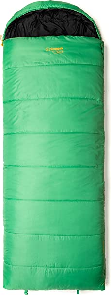 Durable sleeping bag that can be used as a quilt Snugpak Nautilus SQ