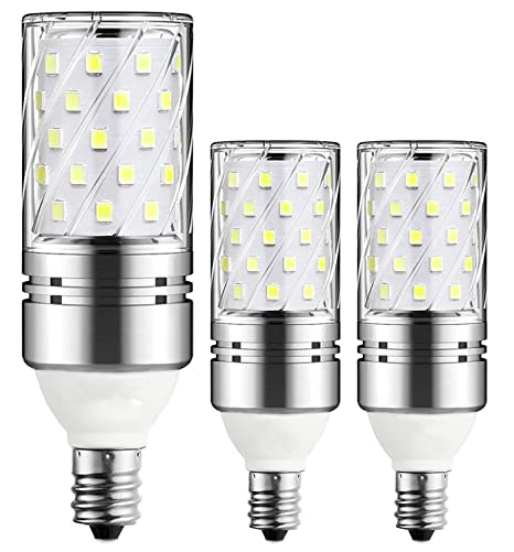 Amazon.com: E12 bombillas LED, lámpara LED de 12 W LED de ...