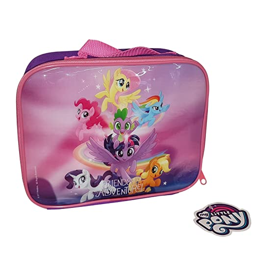 Fiambrera de My Little Pony Friendship Adventure!con ...