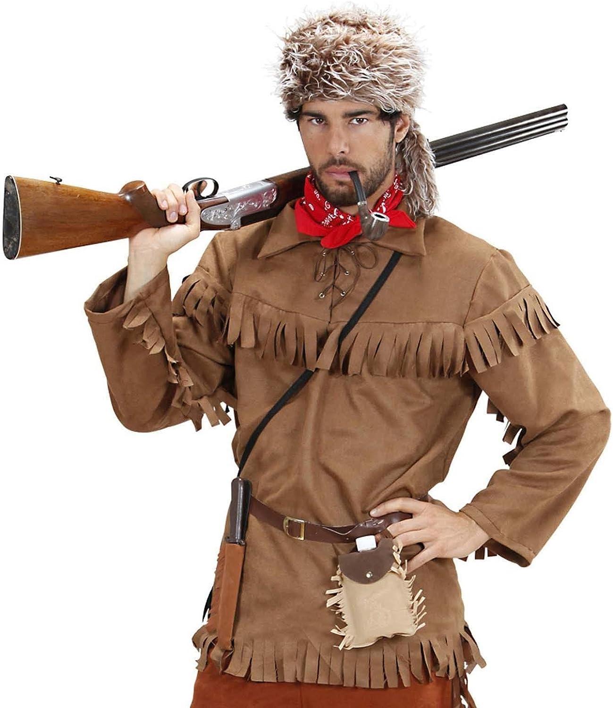WIDMANN Desconocido Disfraz de cazador: Amazon.es: Juguetes y juegos