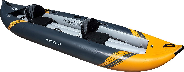 mckenzie high end inflatable kayak