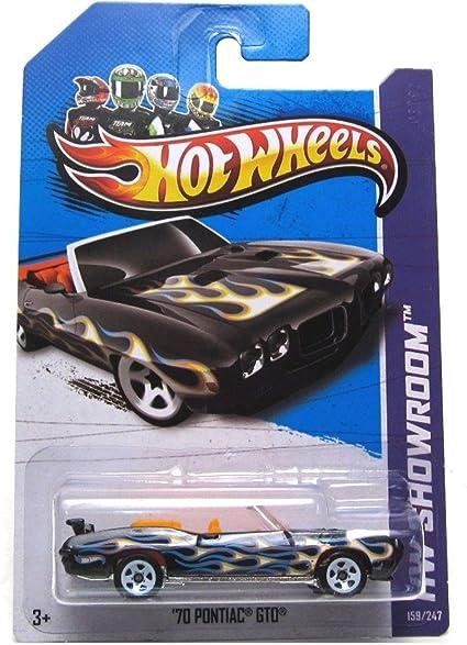 Black//Blue Version 2013 Hot Wheels HW SHOWROOM /'69 Chevelle SS 396 214//250
