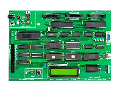 Buy 8086 Microprocessor Trainer Kit Online at Low Prices in
