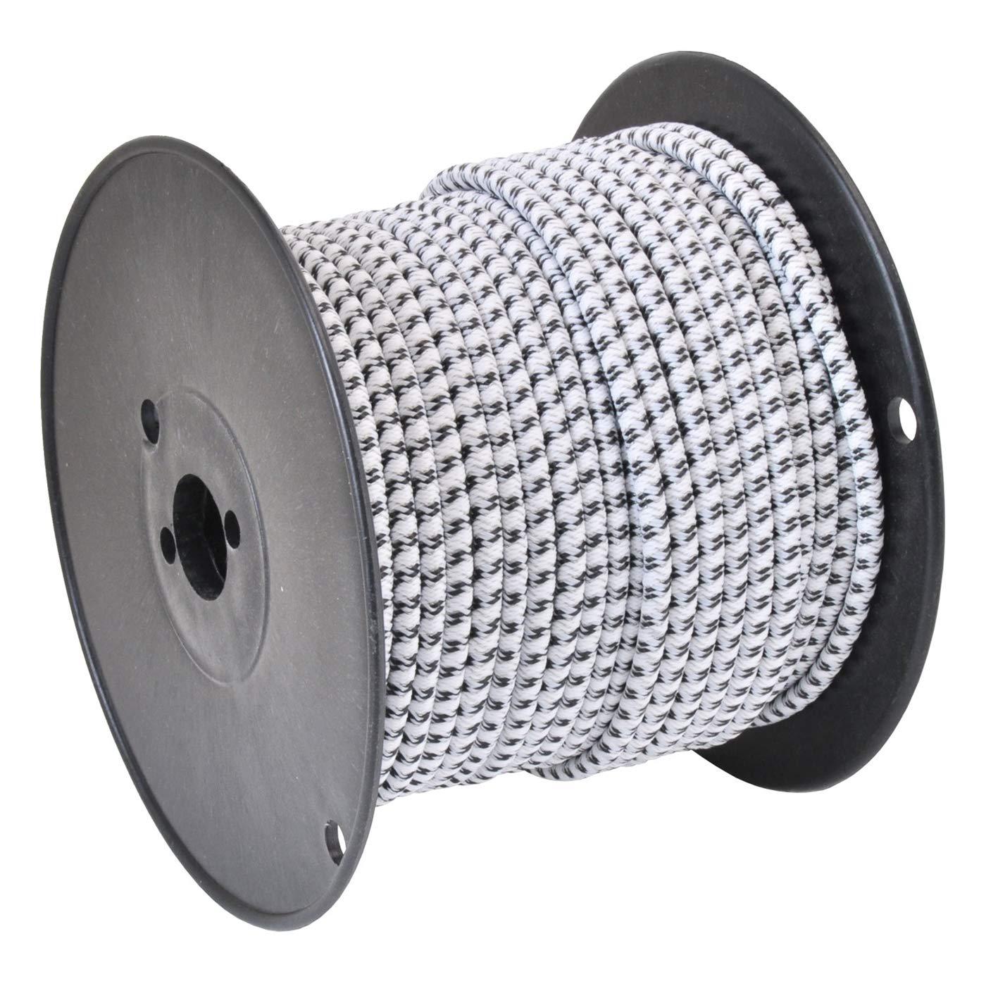 Corde élastique «E-Line» clôture électrique sandow conducteur acier inox