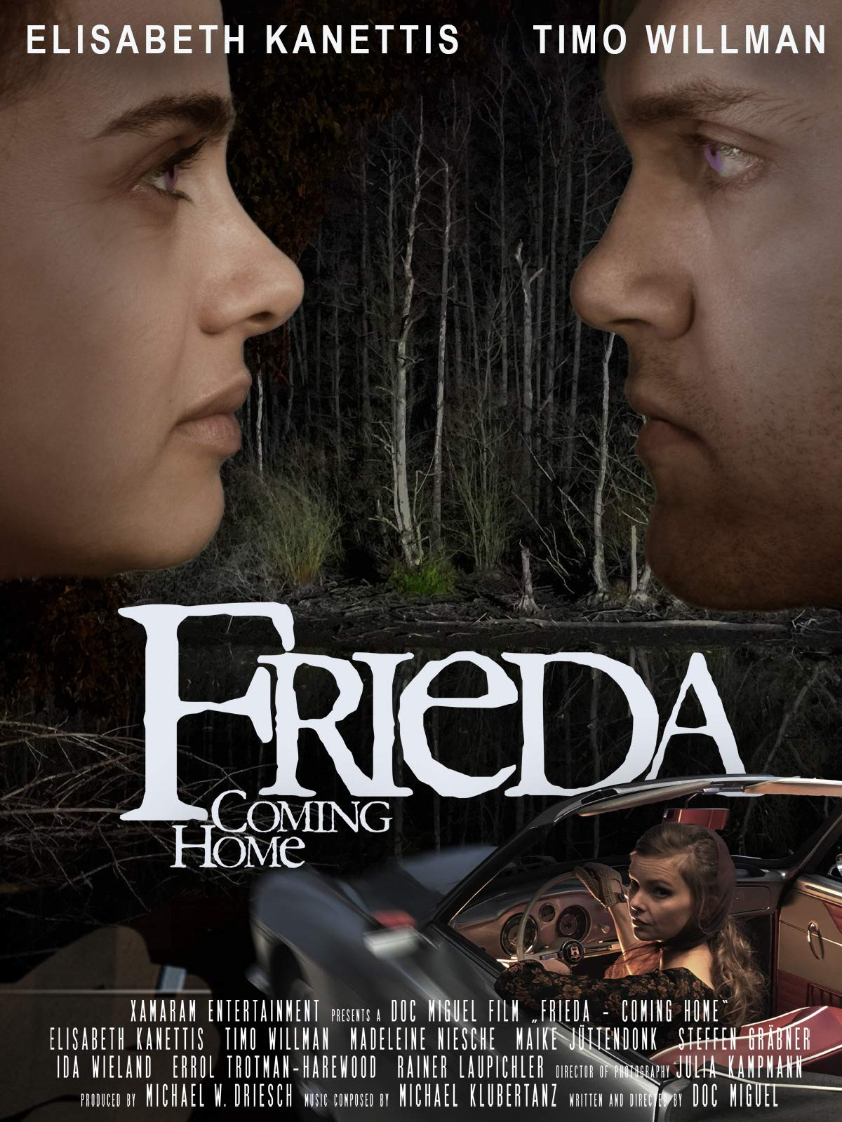 Frieda - Coming Home on Amazon Prime Video UK
