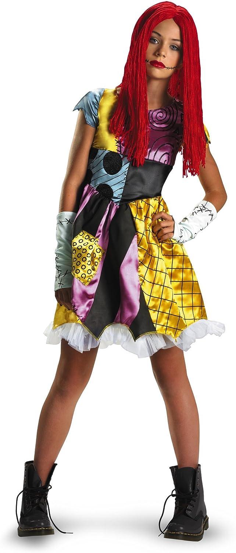 Disfraz Pesadilla antes de la Navidad del ni-o de Sally - Tween ...