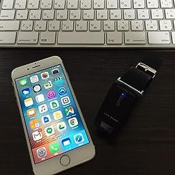 Amazon Co Jp 腕時計型 ウェアラブル ヘッドセットブルートゥース Smart Bluetooth Headset Watch ヘッドセットにもなる次世代デジタルウォッチ プライベートな会話も漏れずにハンズフリー通話が可能 通話 視聴 持ち運びに便利なスマートブレスレット 片耳用 Iphone7