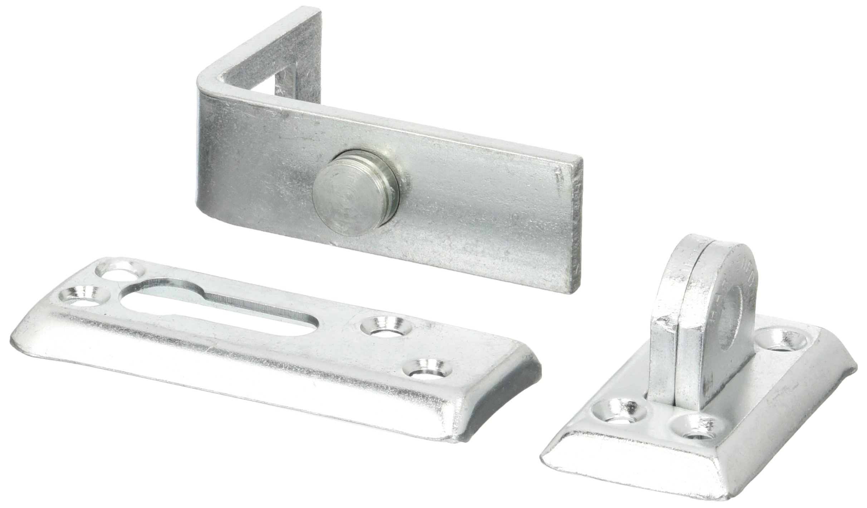 MASTER LOCK A850D American Lock Hasp, 4-1/4''
