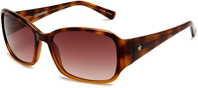 Converse Gafas de Sol Plugged In Brown Damen Sunglasses ...