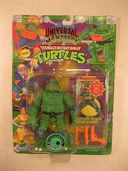 Amazon.com: Teenage Mutant Ninja Turtles Univesal Monsters ...