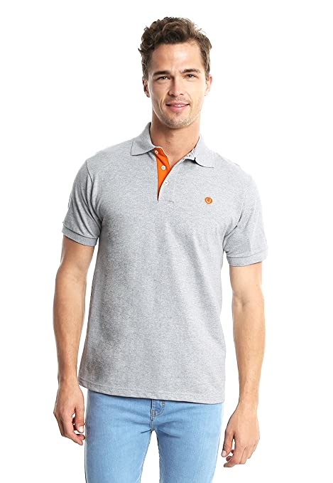 Too Good Playera tipo Polo Gris Polo para Hombre Gris Talla XL   Amazon.com.mx  Ropa f128641232c3a