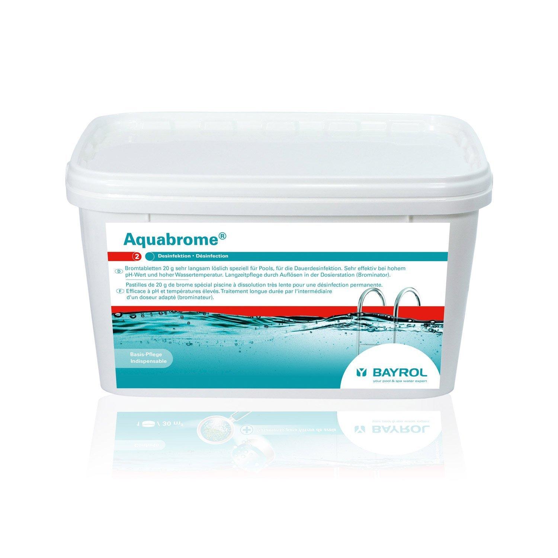 Bayrol Aquabrome Tab 5 kg Bromtabletten