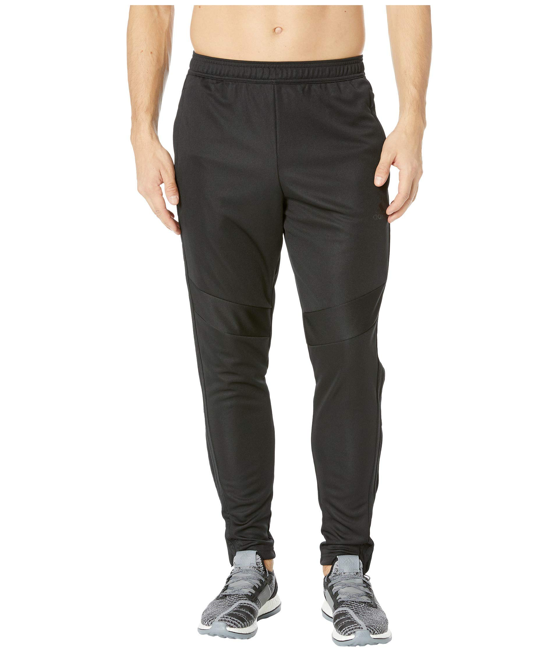 adidas Men's Soccer Tiro 19 Training Pant, Black/Black, 3X-Large