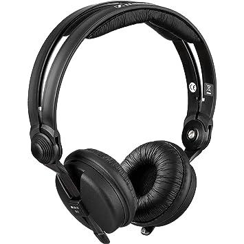 Zomo - Espuma de piel de repuesto para auriculares Sennheiser HD25, color negro: Amazon.es: Instrumentos musicales