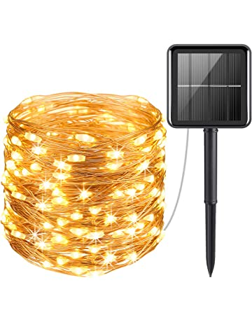Smart 5m 50led String Lights Christmas Fairy Lights Garland Outdoor Home For Wedding/party/curtain/garden Decoration Holiday Lighting High Quality And Low Overhead Lights & Lighting