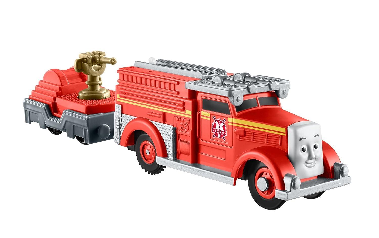 Fisher Price - Thomas & Friends - Trackmaster Motorized Railway Trains - Fiery Flynn (Dfm81)