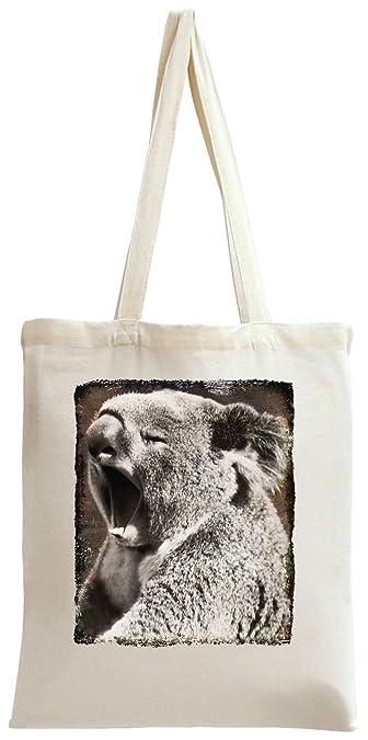 Auslass Viele Arten Von Größte Anbieter Günstig Online Sleepy Cute Koala  Tote Bag Styleart Billig Bester