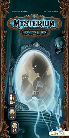 Mysterium - Ext. Secret & Lies: Amazon.es: Juguetes y juegos