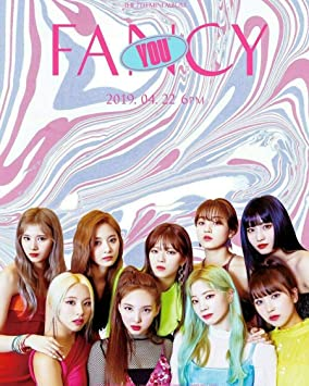 JYP Ent - K-POP Twice - 7th Mini Album [Fancy You] (C version) CD +