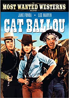 Book Cover: Cat Ballou