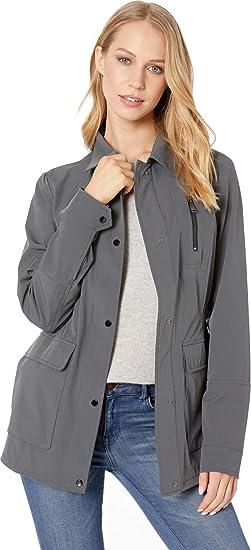 promo code 3e5e6 a0198 Sam Edelman Women's Shirt Jacket