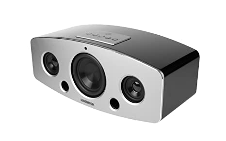 Magnavox MHT762 2.1 Channel HiFi Bluetooth Speaker System with NFC  amp; Dedicated Subwoofer Speakers