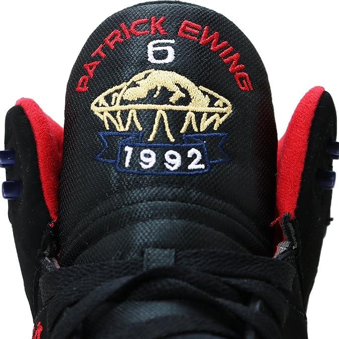 PATRICK EWING MEN'S ECLIPSE LIMITED EDITION ROAD BLACK (11): Amazon.ca:  Shoes & Handbags