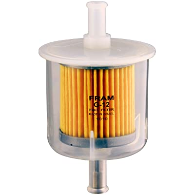 FRAM G12 In-Line Fuel Filter: Automotive