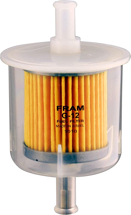 [GJFJ_338]  Amazon.com: FRAM G12 In-Line Fuel Filter: Automotive | Fram Fuel Filter Catalog |  | Amazon.com