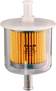 FRAM G12 in-Line Fuel Filter