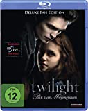 Twilight - Bis(s) zum Morgengrauen (Deluxe Fan Edition) [Blu-ray]