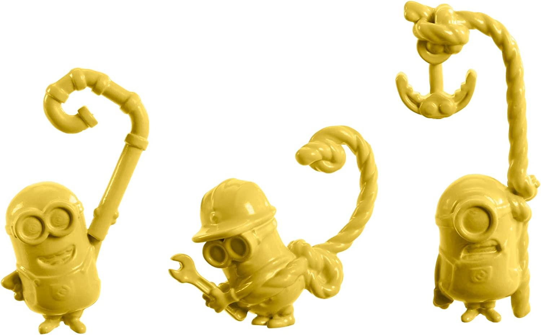 Mattel Games FFC11 S.O.S. Minion alarm, juego infantil adecuado ...