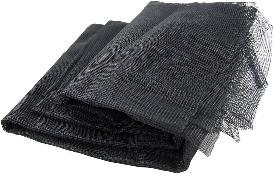 Mosquitera Con Velcro Negro Epid 150X250 Cm EPID