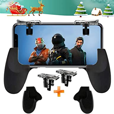 Pubg Mobile Game Controller Shoot And Aim Fire Trigger Keys L1r1