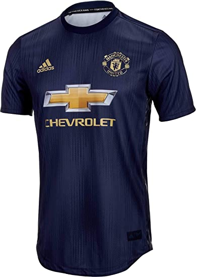 purchase cheap 4b011 fb9cc adidas Men's Manchester United Authentic Third Jersey