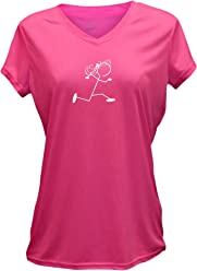 938baae6 RUseeN Women's Reflective Short Sleeve Shirt - Run Like a Grandma