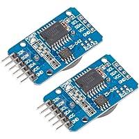 muzoct 2pcs módulo de buytra DS3231AT24C32IIC precisión reloj