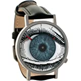 Eye Watch - All Seeing Eye Freemasonry Illuminati Unisex Analog Watch