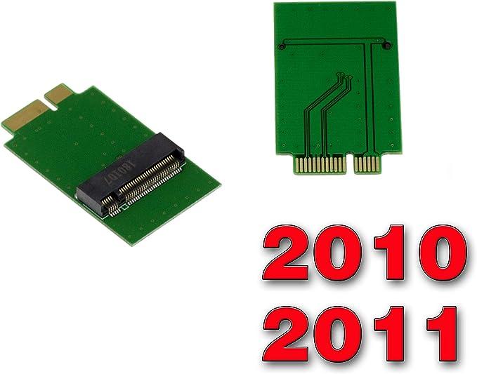 KALEA-INFORMATIQUE-Adaptador M2 NGFF a MAC de 2010 2011 para ...