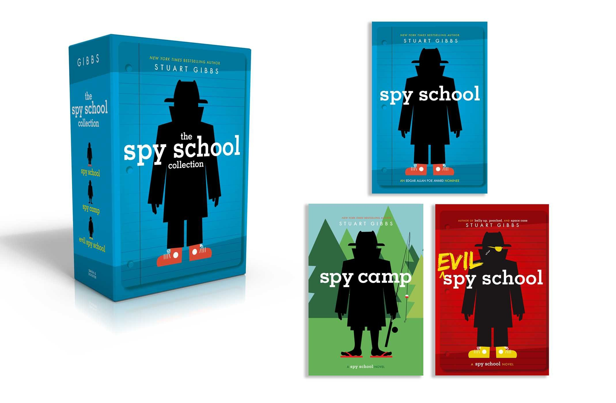 The Spy School Collection: Spy School; Spy Camp; Evil Spy School by Simon Schuster Books for Young Readers (Image #2)
