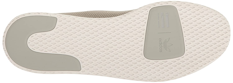 buy online ac96c 40e47 adidas Pharrell Williams Tennis Hu Trainers White  Amazon.co.uk  Shoes    Bags
