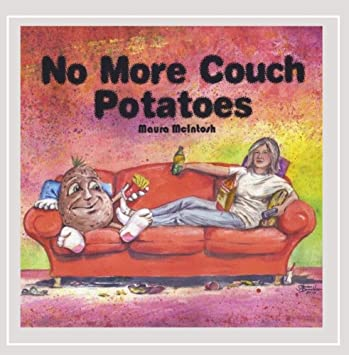 verb for couch potato