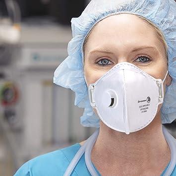maschera mascherina antipolvere filtrante